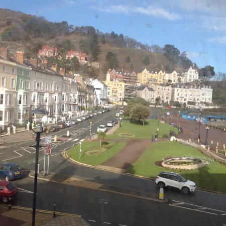The Marlborough Hotel: View from room