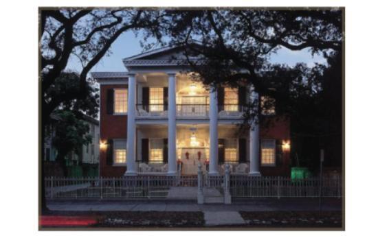Hubbard Mansion: The Mansion is centrally located on a major thoroughfare, with direct access to the interstate,