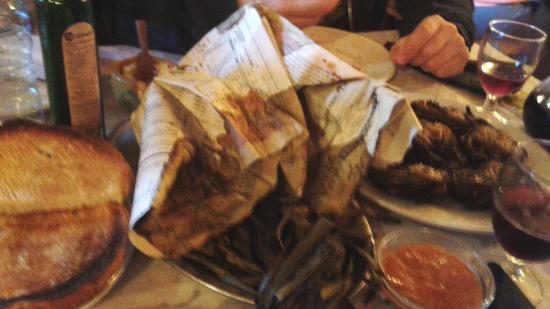 Restaurant Santuari del Corredor: Comida honesta
