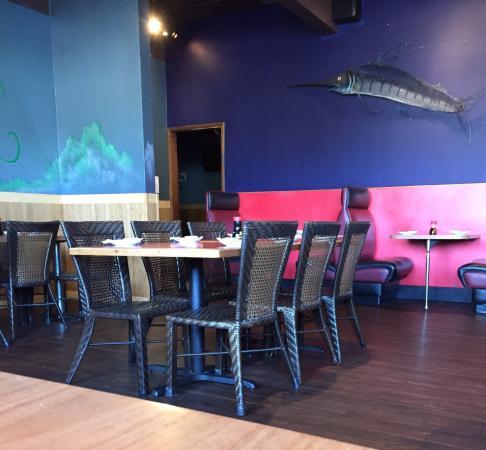 Kenmore, Вашингтон: Ikiiki Sushi Bar