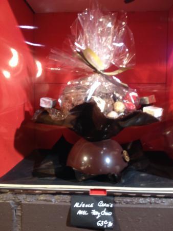 Paris, France: Chocolates