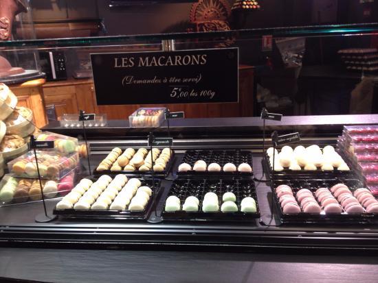 ปารีส, ฝรั่งเศส: Macarrons