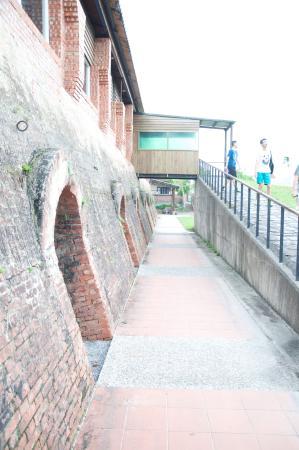 Fuli, Χουαλιέν: 主體外牆
