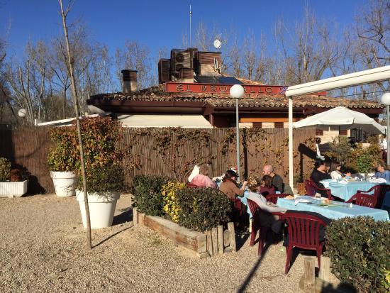 Exterior Del Restaurante Fotografía De El Urogallo Casa