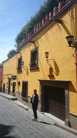 Balcones de San Miguel de Allende