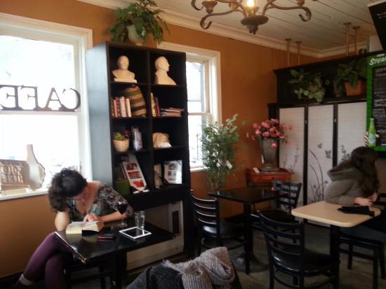 Aries: Cozy decor.
