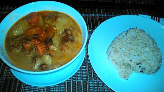 Taste from Heaven Vegetarian Restaurant: P_20160218_200538_large.jpg