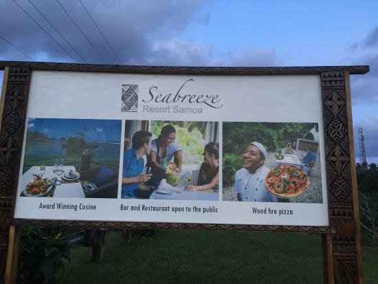 Seabreeze Resort Restaurant: Seabreeze