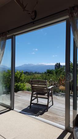 Balcony - Dusky Ridges Photo