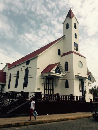 Bluefields, Nikaragua: Iglesia Morava