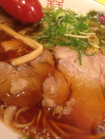 Chinese Noodle Fujii Namba Sennichimae