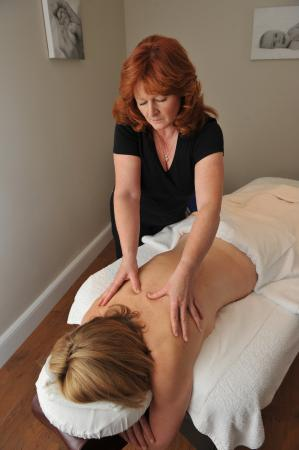 Perth and Kinross, UK: Therapeutic Massage by highly qualified massage therapist Karen