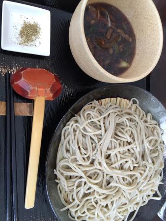 Homemade Soba Ninoji