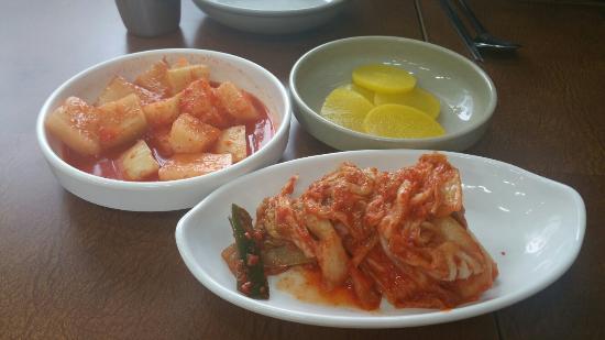 Seocheon Seafood Noodles Soup