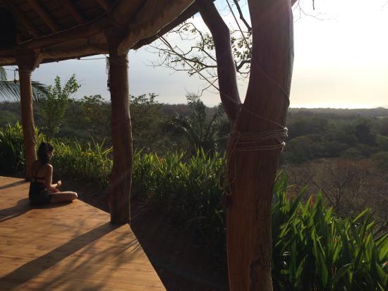 Costa Rica Yoga Spa: the views!!!