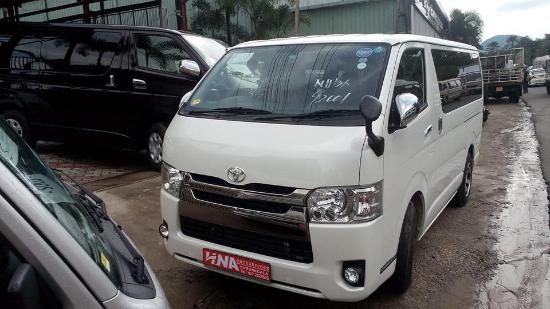 taxi toyota kdh brand new van for 06 people that we have for your rh tripadvisor com