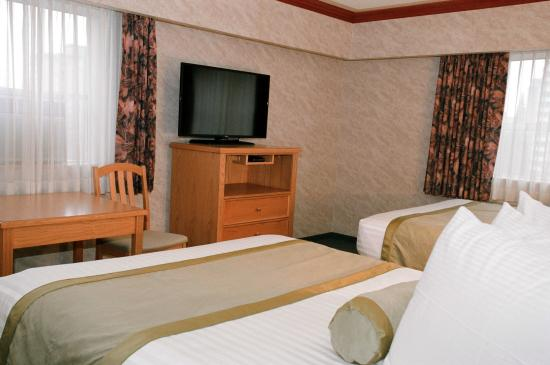 Robsonstrasse Hotel & Suites: Std Guestroom = 2 beds