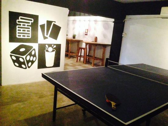 Khon Kaen Province, Thailand: Ping pong room