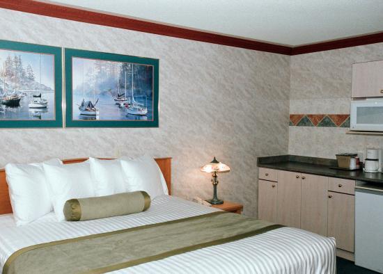 Robsonstrasse Hotel & Suites: Std Guest room - 1 king Bed