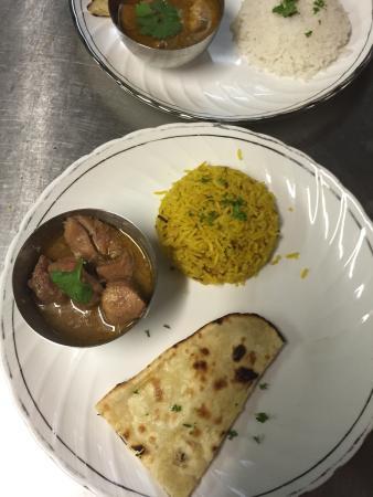 Maharaja's Restaurant: Reef feast 2015!!