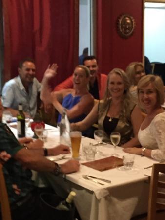 Maharajas Palm Cove: Reef feast 2015!!