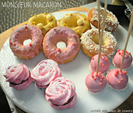 Mesas Dulces Picture Of Monsieur Macaron Lomas De Zamora - Mesas-dulces