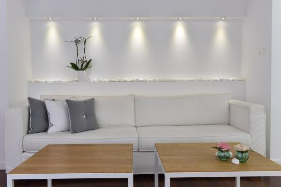 Apollon Boutique Hotel: Sitting area
