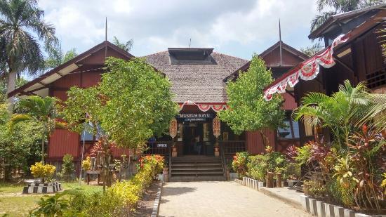 Museum Kayu Tuah Himba