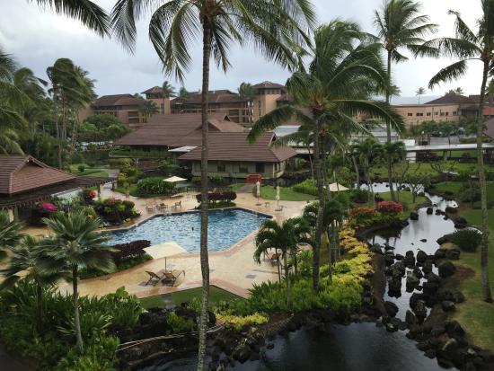 Sheraton Kauai Resort: 部屋からの眺め