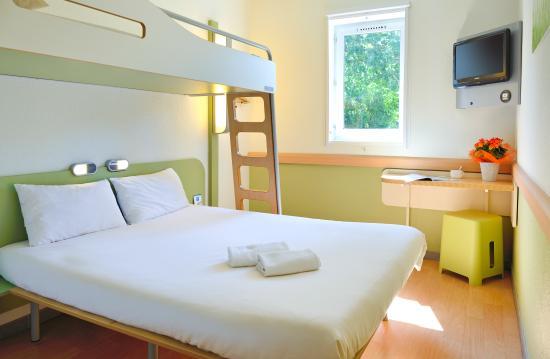 Ibis Budget Saint Omer Centre : nouvelles chambres