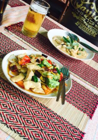 Cote jardin chiang mai restaurant reviews phone number for Restaurant jardin thai