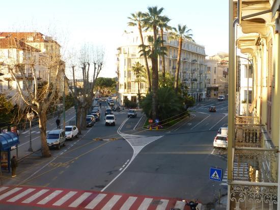 Hotel Esperia: vue de l'hôtel