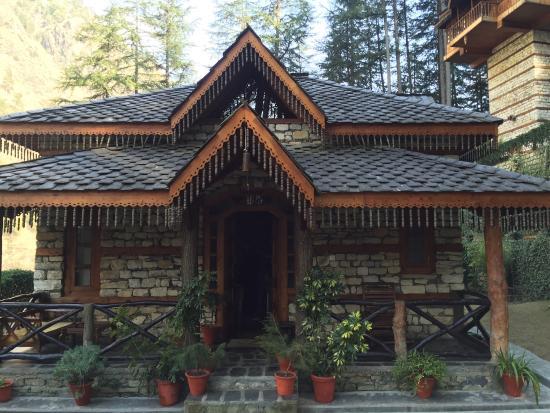 Entrance - The Himalayan Village Photo