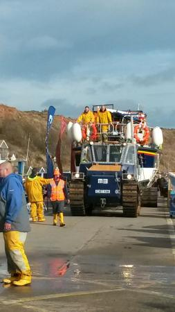 Filey Holiday Cottages: Filey RNLI