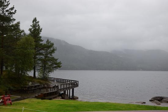 Byglandsfjord, Noruega: Neset camping