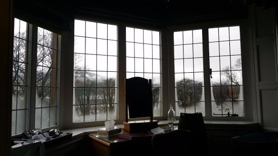 Knockderry House Hotel: Room 2 Window