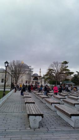 Subrosa Hotel Istanbul: площадь Султанахмет