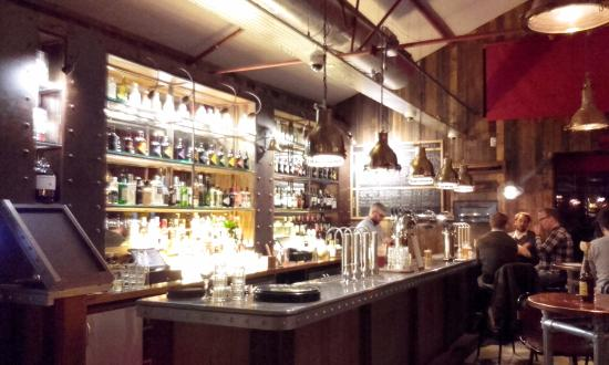 Backyard Kitchen And Tap Menu : Tap and Kitchen Tap & Kitchen has great ambiance & decor  Oundle (2