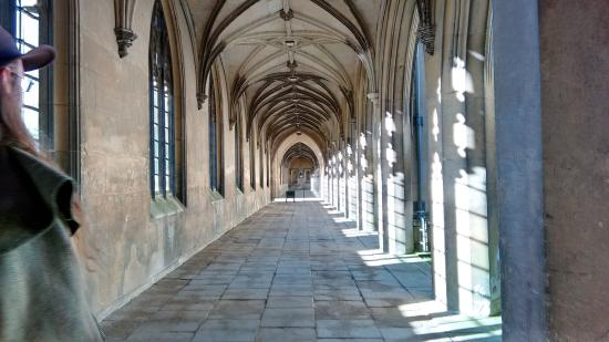 St. John's College: St John's College, Cambridge with the Bridge of Sighs and Chapel