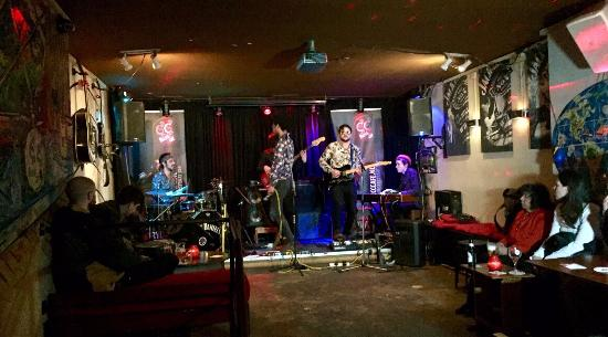 CC Music Cafe: Baldo Verdú y su Tonto Malembe