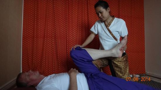 The Oriental Thai Massage & Wellbeing