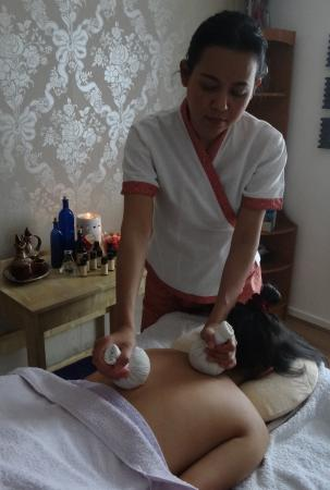 The Oriental Thai Massage & Wellbeing