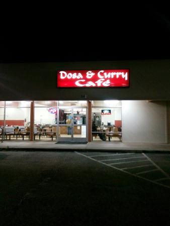 Dosa & Curry Cafe