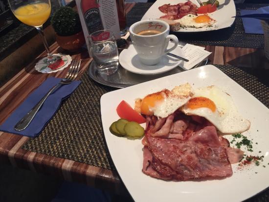 Wettingen, Sveits: Geheimtipp Frühstück 😉