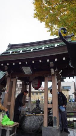 Ishikura Machi Emmei Jizo