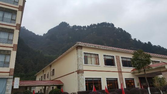 Ziyuan County, China: Danxia Spa Holiday Hotel