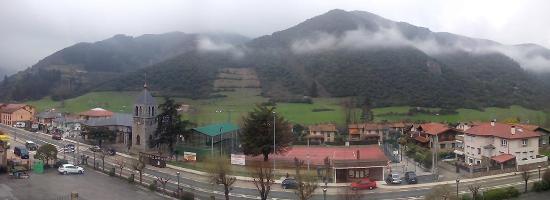 Ojedo, España: Vistas desde hotel
