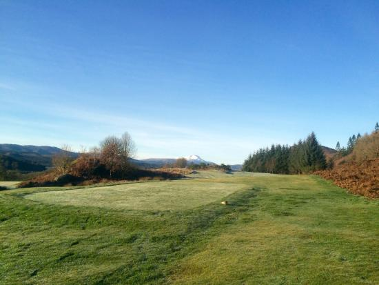 Aberfoyle golf course