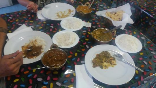 North Indian Food Kawakawa