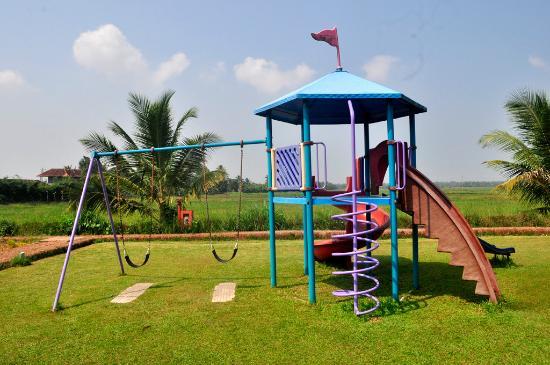 Citrus Retreats Alleppey: Kids play area